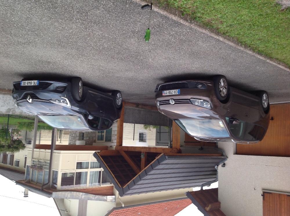 Aire camping-car à Chambéry (73000) - Photo 1